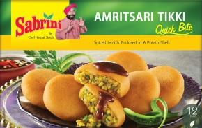 Amritsari Tikki